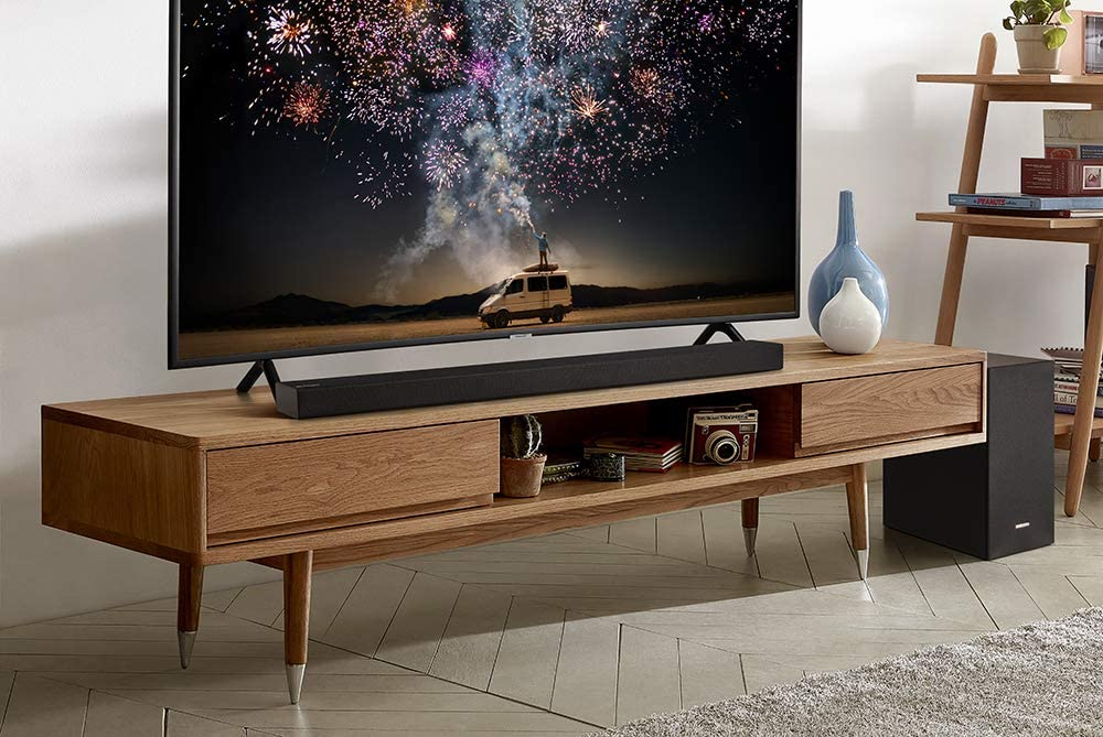 Samsung R450 soundbar review