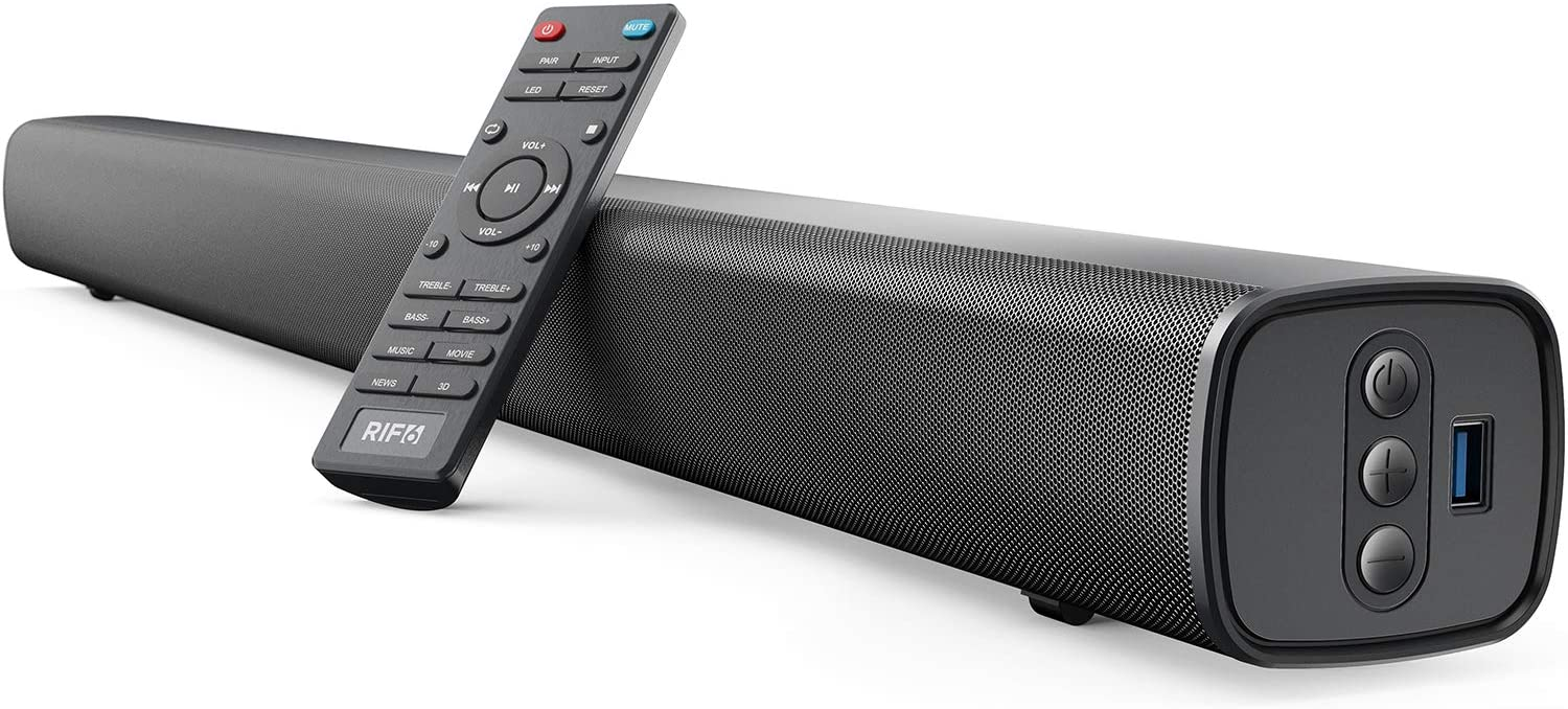 RIF6 soundbar review